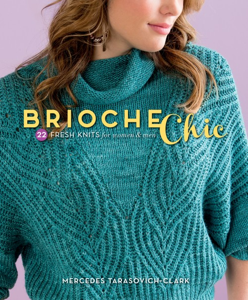 Brioche Chic - jacket art